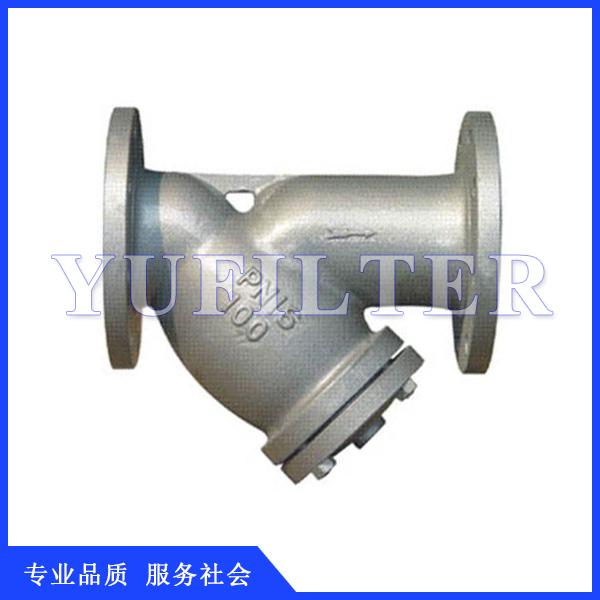 Y型管路过滤器水过滤器