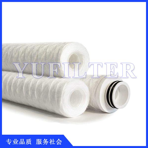 脱脂棉线滤芯