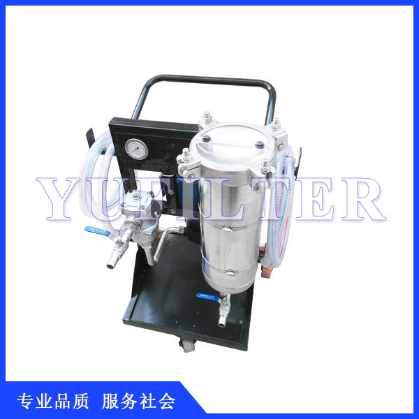 豫菲特抗磨液压油LYC-50A滤油车