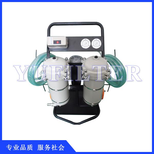 豫菲特三级过滤LYC-32B高配置滤油机