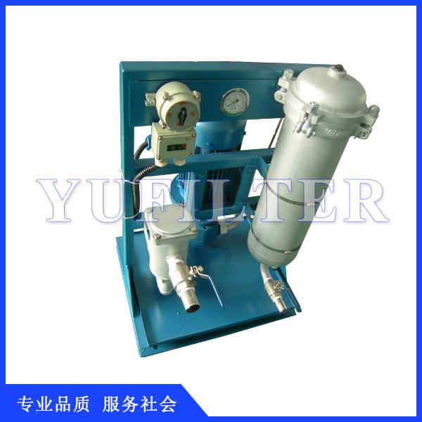 豫菲特LYC-100A系列液压油滤油机