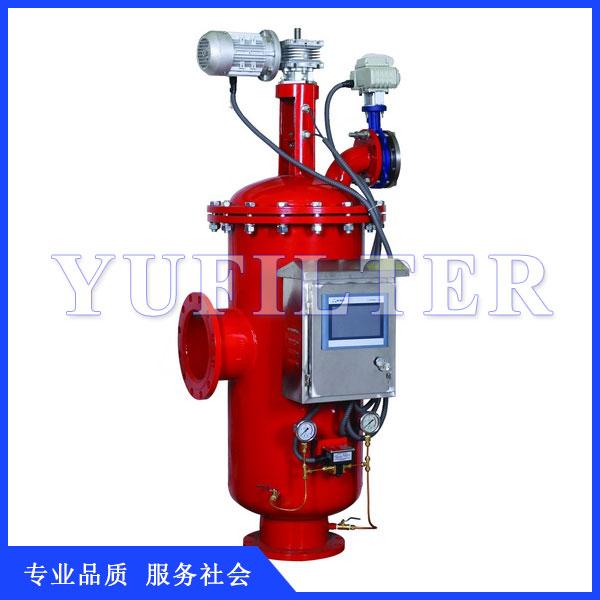 自动水过滤器